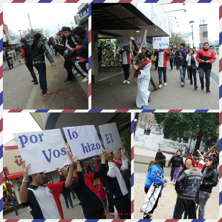 Evangelización creativa en Berazategui