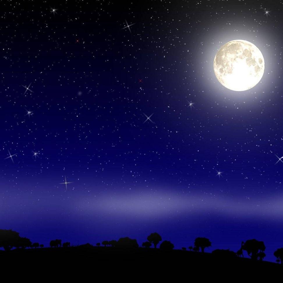 186673-bright-star-in-a-pink-night-sky-wallpaper-hd