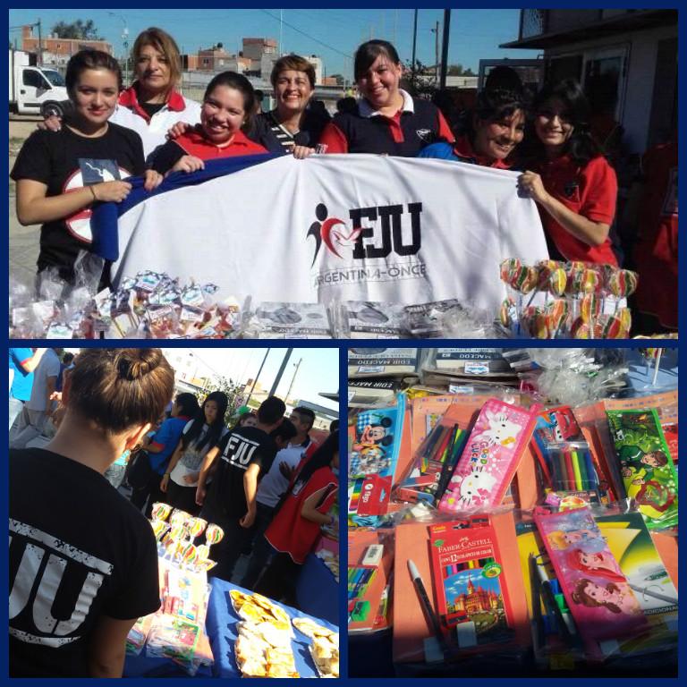 Proyecto Ciudadanía en la FJU Once