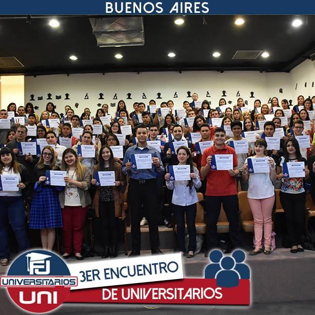 3º Encuentro Universitarios de 2017