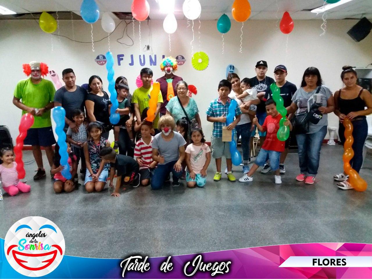 Tarde de Juegos en toda la FJU Argentina – Marzo