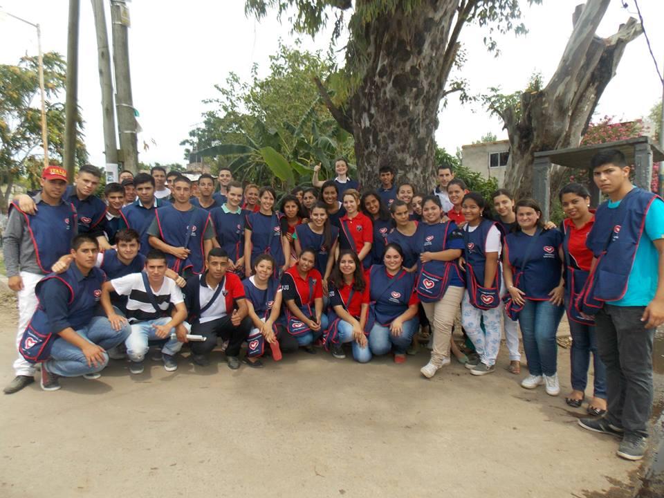 FJU San Miguel al Rescate