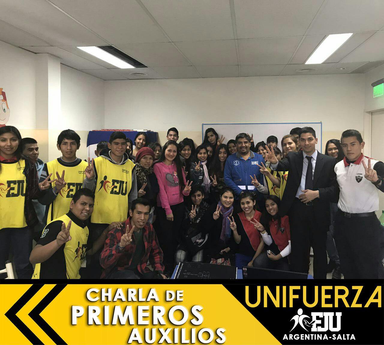 Curso gratuito de capacitación de 'SAMEC' en Salta