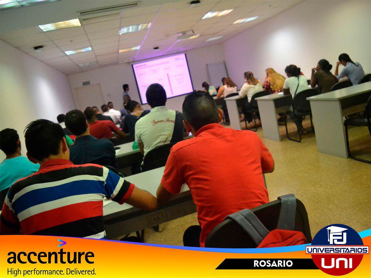 Proyecto Universitarios + Accenture de Rosario