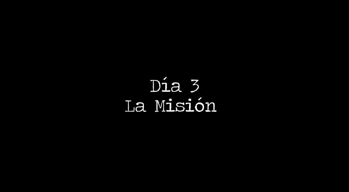 Miniserie 5 Dias – Capítulo 3